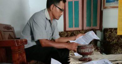 Diduga Tidak Transparan Dalam Pengelolaan Tanah Kas Dusun dan Bantuan Alat Pertanian, Kepala Dusun Sawoan Jadi Pergunjingan Warga