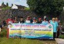 Program Padat Karya Tunai, Desa Dinoyo Kec.Jatirejo Gotong Royong Benahi Fasum