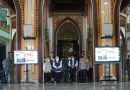Sidak Kesiapan Sholat Idul Fitri 1442 H di Masjid Agung Al Fattah Mojokerto, Gubernur Himbau untuk Sholat di Lingkungan Tempat Tinggal