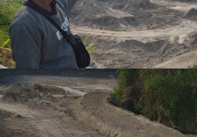 Galian C Diduga Ilegal Milik Busono di Dusun Sumbersari Sumberkarang Dlanggu, LSM Tuding Perusak Lingkungan