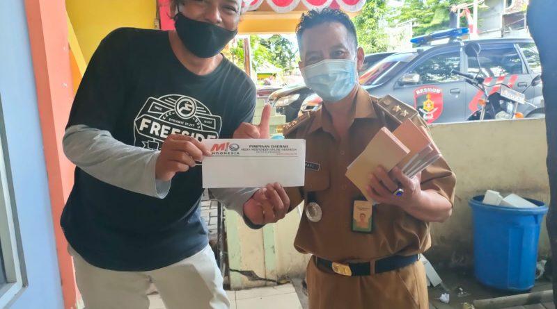PD MIO SURABAYA Luncurkan Program GERMAS 2000 Bantu Pemerintah