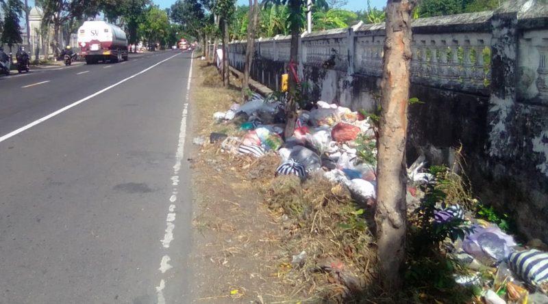 Miris, Sampah Berserakan Dipinggir Jalan Bertahun-Tahun Dibiarkan Oleh Pemerintah Daerah