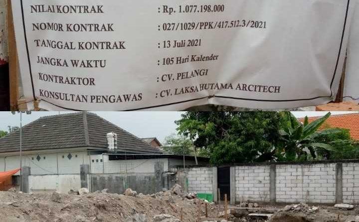 Rehabilitasi Lapangan Voli Randegan dan Lapangan Voli Griya Permata Ijen Kota Mojokerto Jadi Sorotan Masyarakat