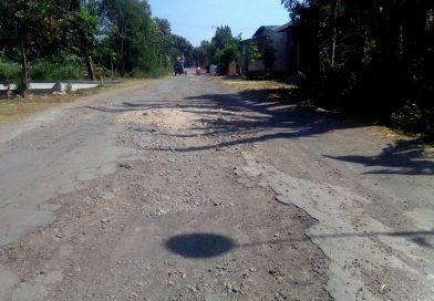 Bertahun-tahun Jalan Rusak di Dusun Wonoasri Ngadirejo Nganjuk Tak Kunjung di Perbaiki, Warga Mengeluh